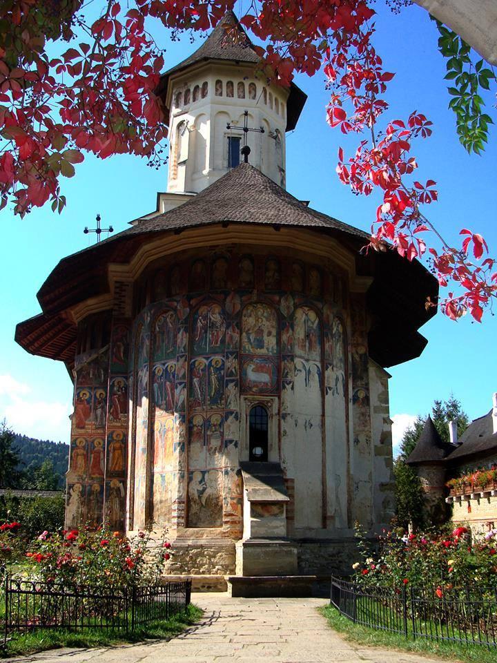 13 - 17 IULIE 2016(miercuri - duminică)  Pelerinaj la Mănăstirile din MOLDOVA,