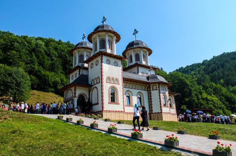 20 iulie 2018  20 IULIE 2018(vineri), Pelerinaj la MĂNĂSTIREA SFÂNTUL PROOROC ILIE de la BĂIȘOARA cu ocazia hramului