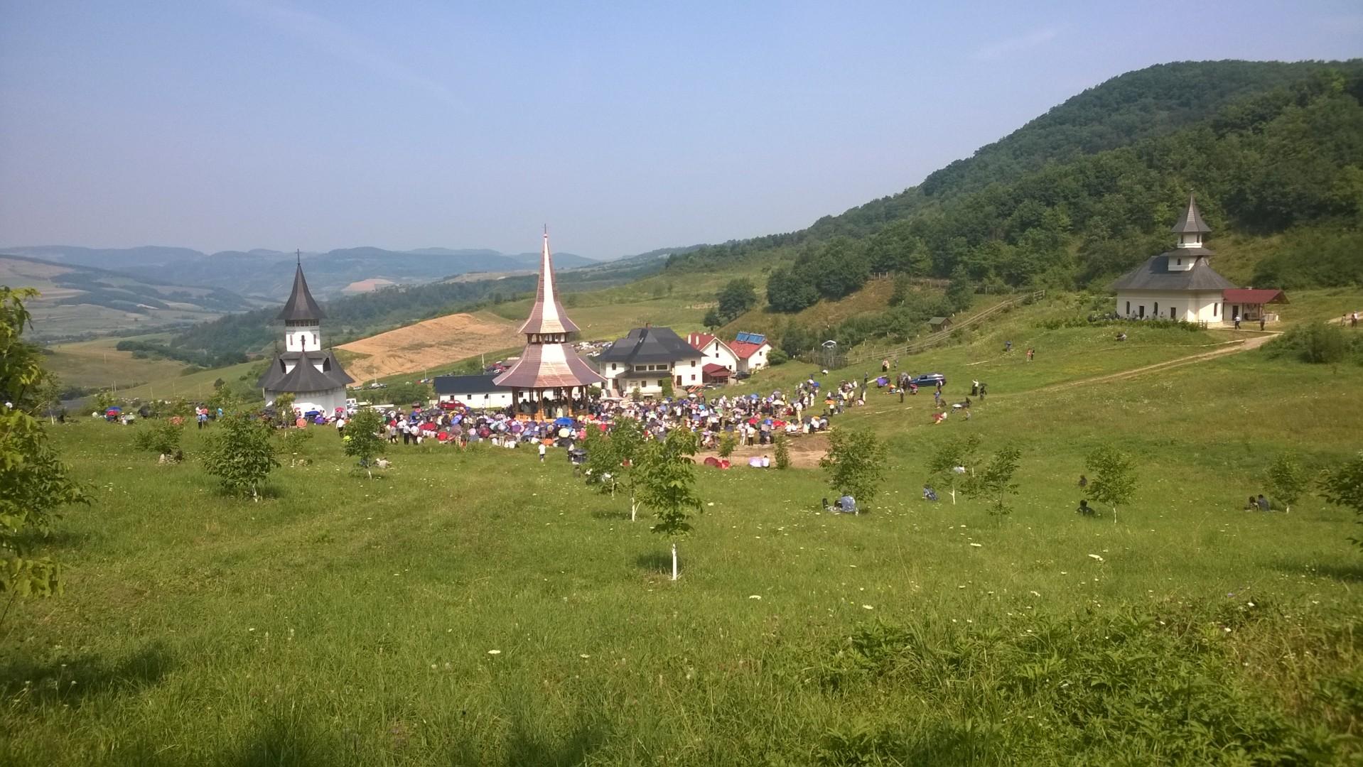 20 iulie 2018  20 IULIE 2018(vineri), Pelerinaj la MĂNĂSTIREA SFÂNTUL PROOROC ILIE de la NUȘENI cu ocazia hramului