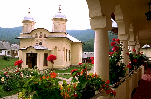 1 - 3 IULIE 2016  Pelerinaj la MĂNĂSTIRILE de pe VALEA PRAHOVEI