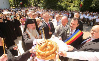 19 AUGUST 2018 NOU  19 AUGUST 2018(duminică), Hramul istoric al Mănăstirii Mihai Vodă de la TURDA și vizită la SALINA TURDA
