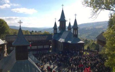 6 august 2018  6 AUGUST 2018(LUNI), PELERINAJ  LA  MĂNĂSTIREA SCHIMBAREA la FAȚĂ de la ILVA MARE – ȚARA NĂSĂUDULUI