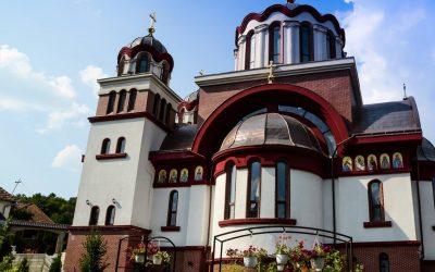 14 mai 2017 NOU  14 MAI 2017(DUMINICĂ), SFINȚIREA BISERICII ORTODOXE ADORMIREA MAICII DOMNULUI din CORNEȘTI PROTOPOPIATUL HUEDIN