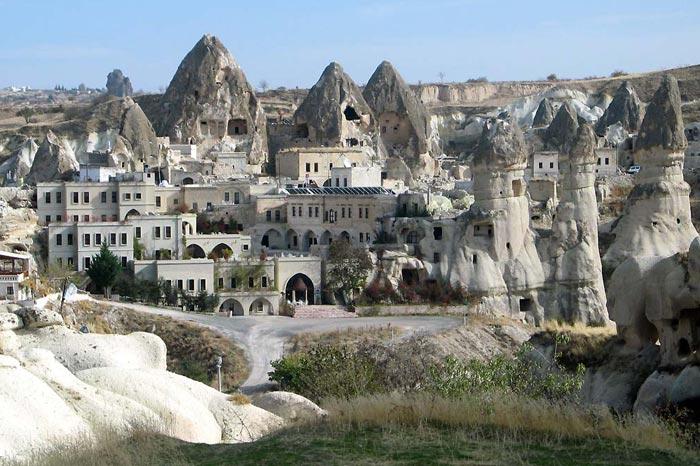 cappadocia-turkey-famous-places