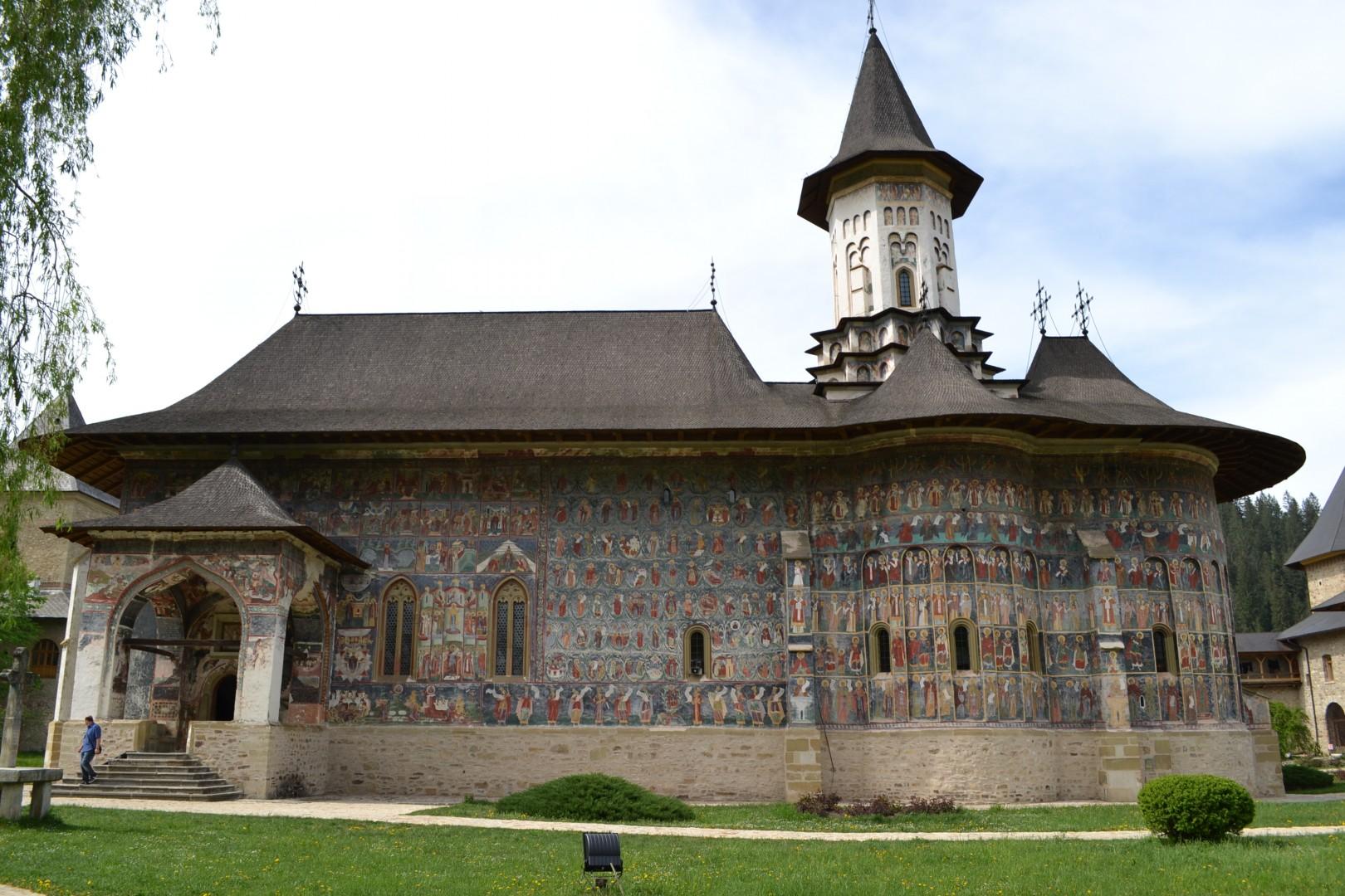 22 - 24 iulie 2019  22 – 24 IULIE 2019(luni – miercuri), Pelerinaj la Mănăstirile din MOLDOVA,