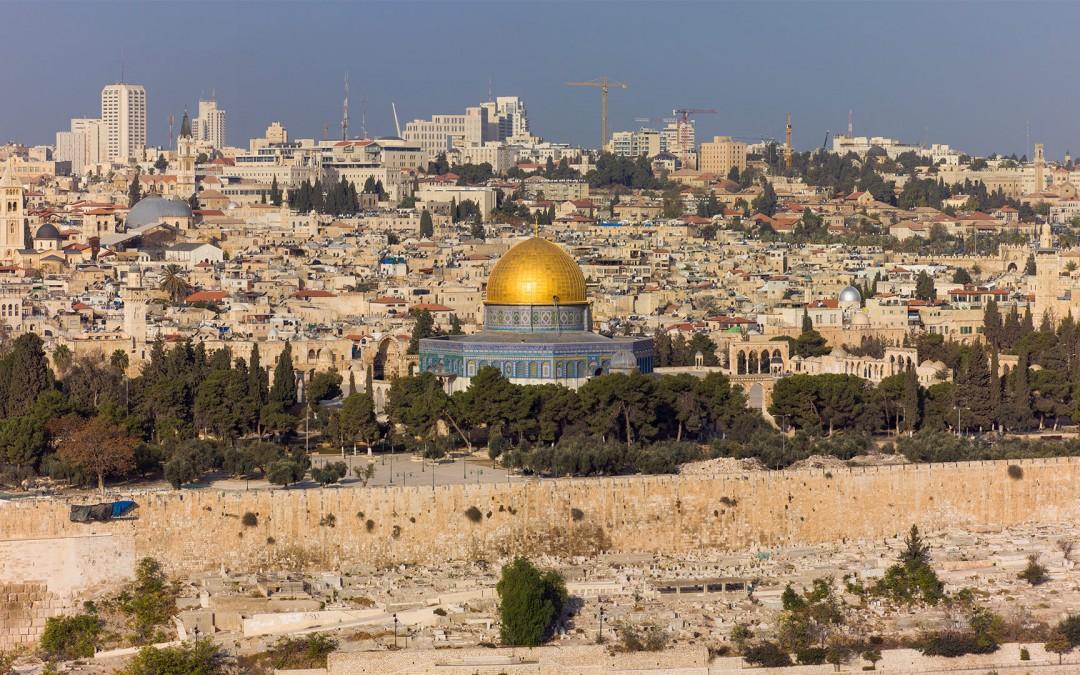 2 - 9 octombrie 2018 NOU 2 NOPȚI CAZARE în IERUSALIM LOCURI OCUPATE  2 – 9  OCTOMBRIE 2018, PELERINAJ în ISRAEL
