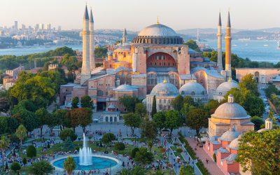 1 - 4 septembrie 2020 AVION din Cluj-NAPOCA  1 – 4 SEPTEMBRIE 2020(MARȚI – VINERI),PELERINAJ la ISTANBUL – FOSTA CAPITALĂ A IMPERIULUI BIZANTIN