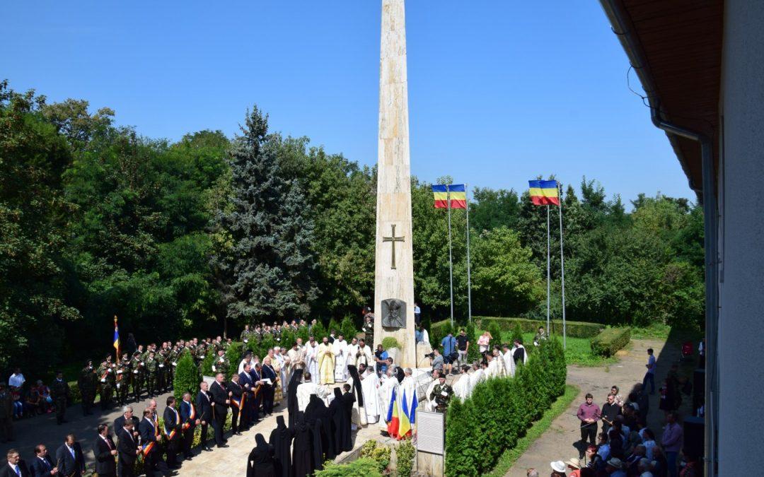 19 AUGUST 2019  19 AUGUST 2019(luni), Hramul istoric al Mănăstirii Mihai Vodă de la TURDA