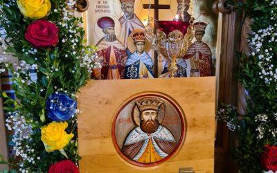 10 aprilie 2022  10 APRILIE 2022(DUMINICĂ), Pelerinaj  la  Mănăstirea Sfinții Martiri Brâncoveni Crucea Iancului – Mărișel
