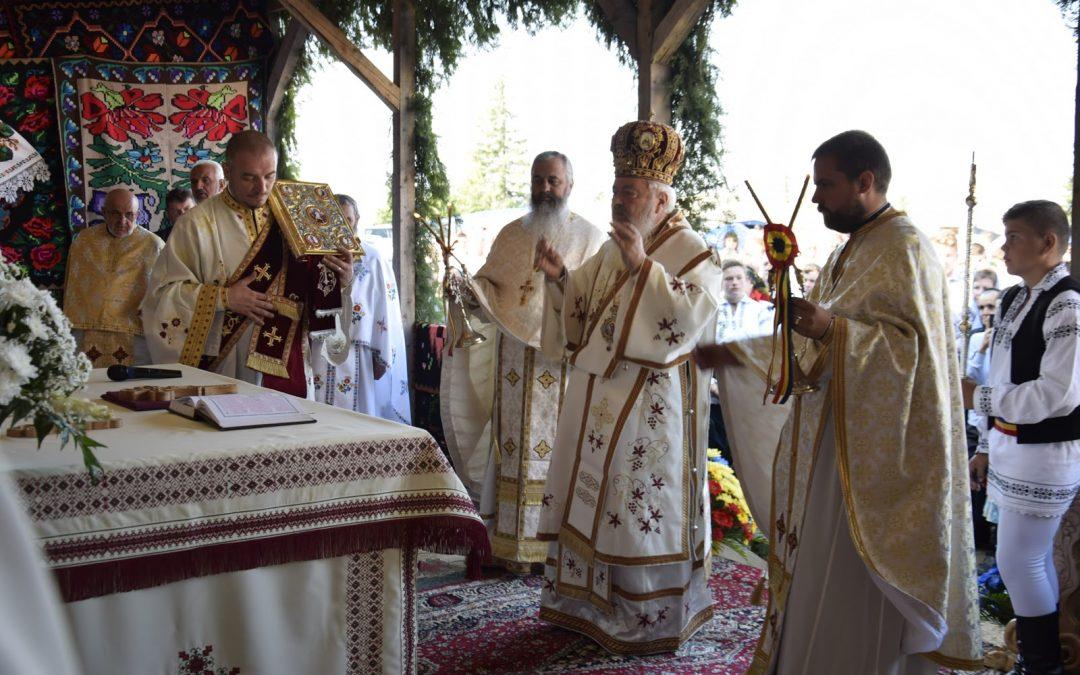 10 iunie 2018  10 IUNIE 2018(DUMINICĂ), Pelerinaj  la  Mănăstirea Sfinții Martiri Brâncoveni Crucea Iancului – Mărișel
