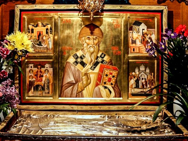 12 decembrie 2019  12 DECEMBRIE 2019(joi), PELERINAJ  la  MĂNĂSTIREA SFÂNTUL IERARH SPIRIDON de la STRÂMBA-(JOSENII BÂRGĂULUI BISTRIȚA)