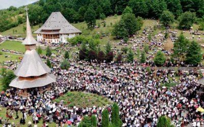 30 iunie 2021  30 IUNIE 2021(MIERCURI), PELERINAJ  LA  MĂNĂSTIREA   BÂRSANA cu ocazia sărbătorii Soborului Sfinţilor 12 Apostoli