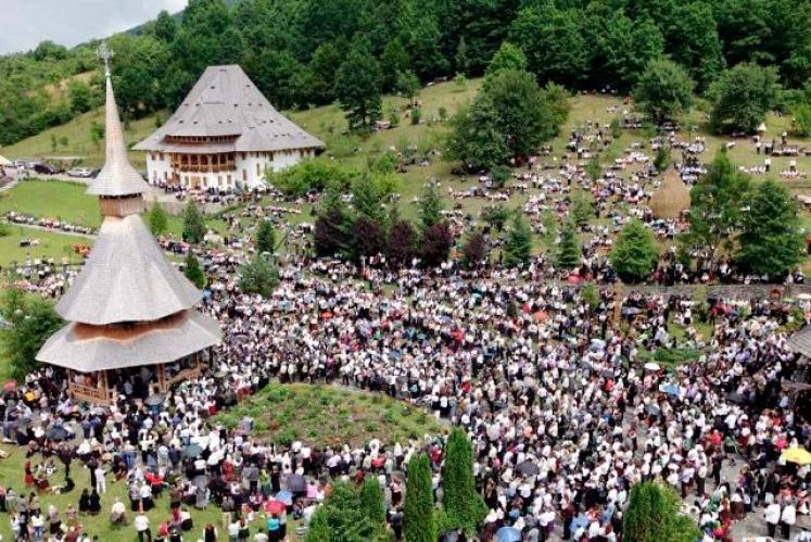 30 iunie 2018 NOU  30 IUNIE 2018(SÂMBĂTĂ), PELERINAJ  LA  MĂNĂSTIREA   BÂRSANA cu ocazia sărbătorii Soborului Sfinţilor 12 Apostoli
