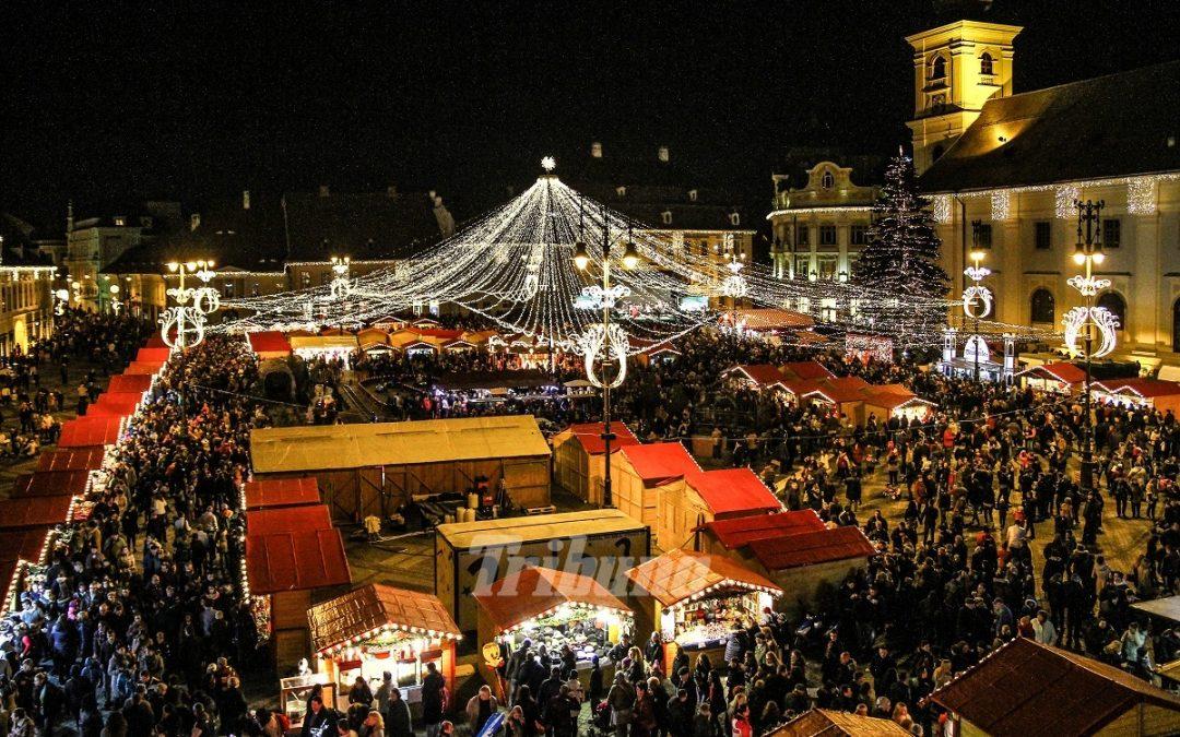 8 decembrie 2018 NOU   8 decembrie 2018(sâmbătă), PELERINAJ-CIRCUIT la SIBIU cu ocazia TÂRGULUI de CRĂCIUN