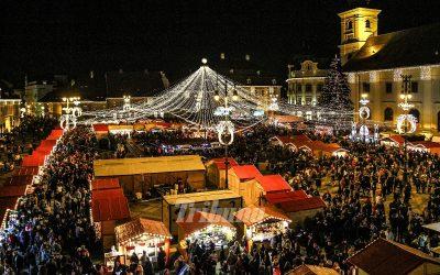 4 decembrie 2021  4 decembrie 2021(sâmbătă), PELERINAJ-CIRCUIT la SIBIU cu ocazia TÂRGULUI de CRĂCIUN