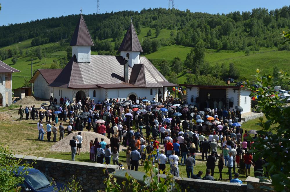 7 iunie 2019   7 IUNIE 2019(JOI), MĂNĂSTIREA de la MUNTELE RECE – ÎNĂLȚAREA DOMNULUI-ZIUA EROILOR