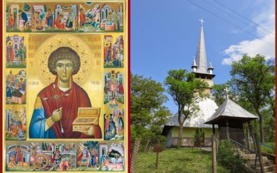 27 iulie 2021  27 IULIE 2021(MARȚI), Hramul Mănăstirii Sfântul Pantelimon din localitatea Dâncu