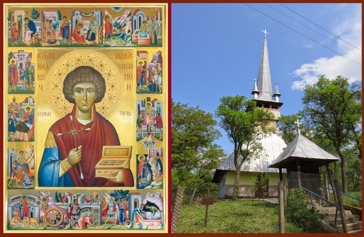 27 iulie 2018   27 IULIE 2019(SÂMBĂTĂ), Hramul Mănăstirii Sfântul Pantelimon din localitatea Dâncu