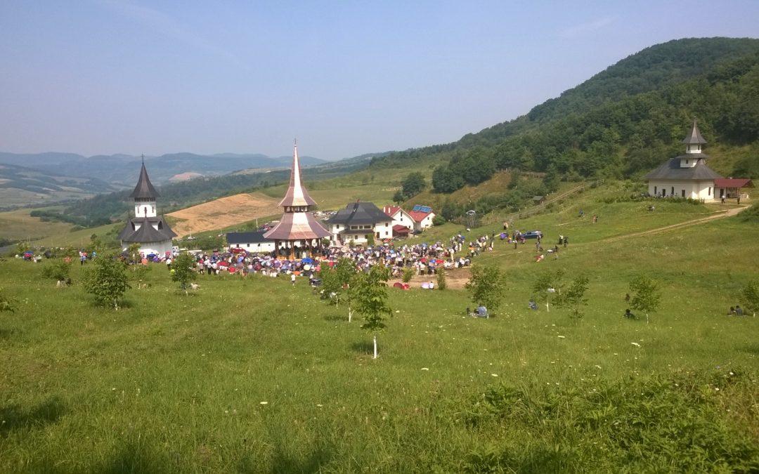 (duminică), Pelerinaj la Mănăstirea NUȘENI cu ocazia sfințirii bisericii