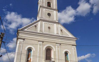23 septembrie 2018(duminică) NOU  23 SEPTEMBRIE 2018(DUMINICĂ) NOU, Participare la slujba de resfințire a bisericii Sfântul Ierarh Nicolae din localitatea Sîngeorz-Băi-Țara Năsăudului