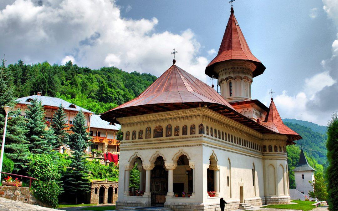 30 iunie 2021  30 IUNIE 2021(MIERCURI), PELERINAJ la Mănăstirea RÂMEȚ cu ocazia pomenirii SFÂNTULUI IERARH GHELASIE
