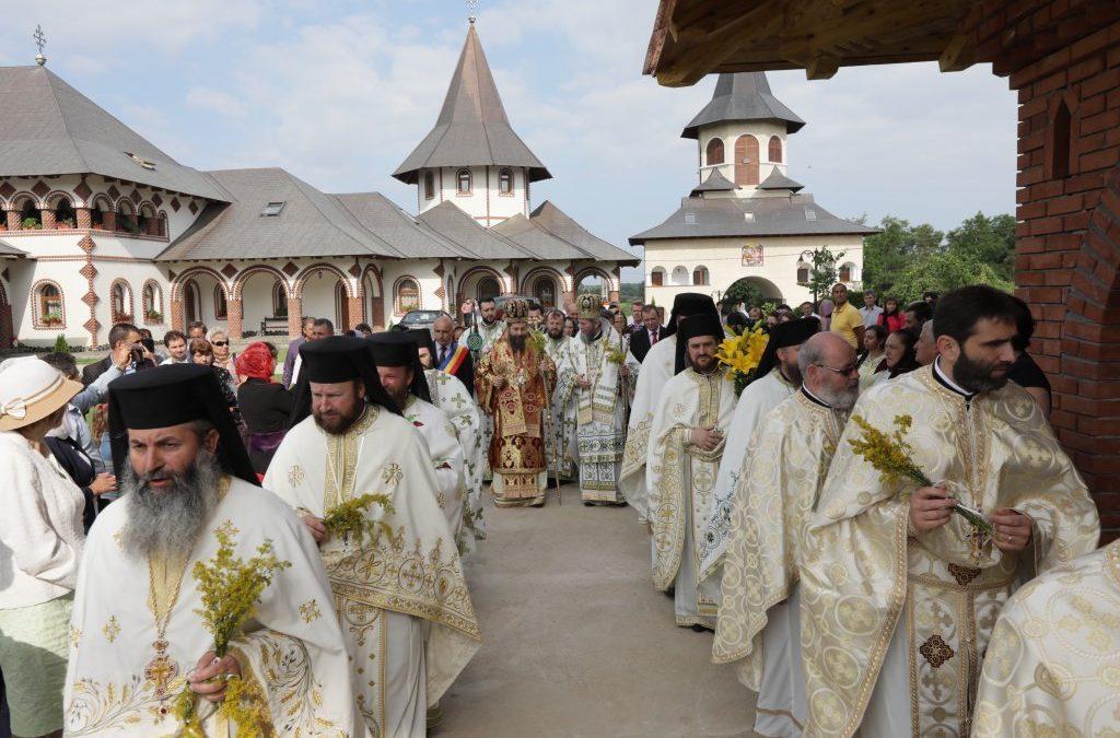 24 iunie 2018 NOU  24 IUNIE 2018(duminică), Pelerinaj la Mănăstirea Sfântul Ioan Botezătorul de la Scărişoara Nouă – Satu Mare