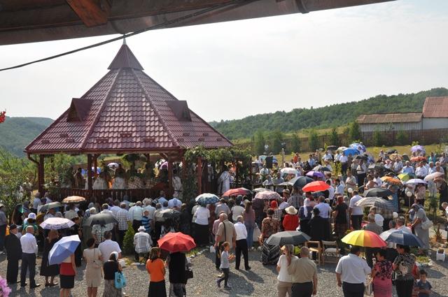 6 august 2018(luni) NOU  6 AUGUST 2018(luni), PELERINAJ LA MĂNĂSTIREA SCHIMBAREA la FAȚĂ de la VOIVODENI