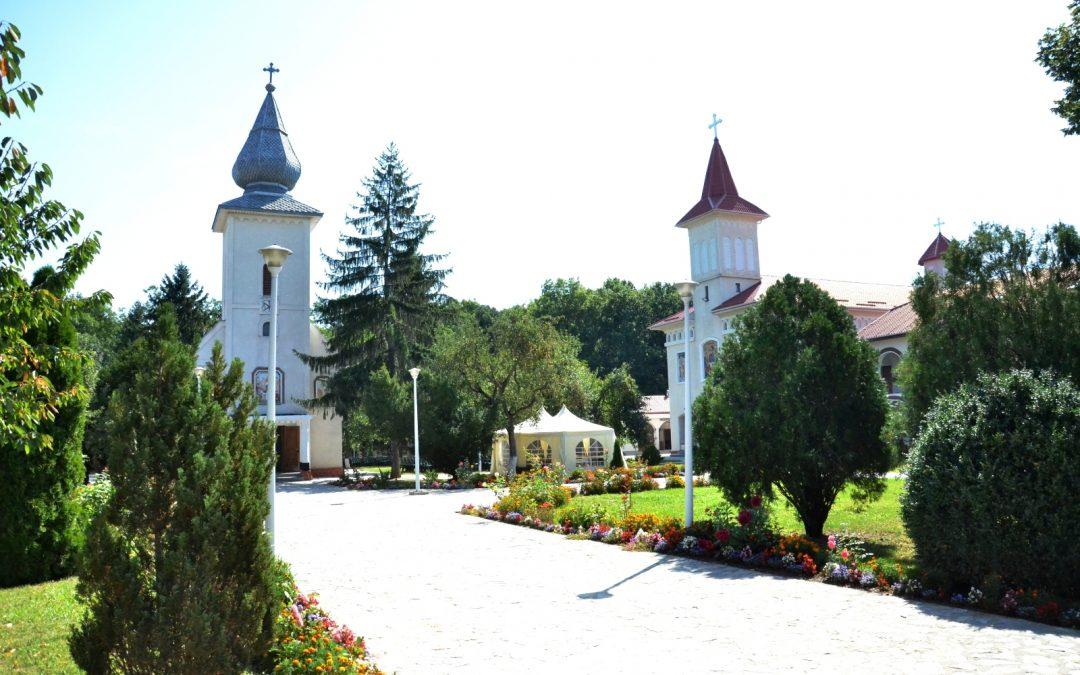 10 - 11 septembrie 2018  10 -11 SEPTEMBRIE(luni-marți) 2018, Pelerinaj la Mănăstirile din Banat și Bihor