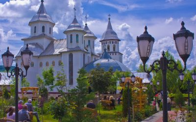 26 octombrie 2019  26 OCTOMBRIE 2019(SÂMBĂTĂ), Pelerinaj la Mănăstirea Dumbrava – Sf. Mare Mc. Dimitrie Izvorâtorul de Mir