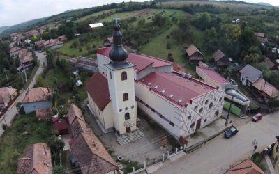 4 mai 2019(sâmbătă) NOU  4 MAI 2019(SÂMBĂTĂ), SFINȚIREA BISERICII ADORMIREA MAICII DOMNULUI din localitatea FINIȘEL