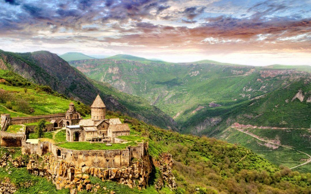 NOU   PELERINAJ ARMENIA și GEORGIA-COMORILE CAUCAZULUI(11 ZILE/10 NOPȚI) ZBOR din CLUJ-NAPOCA