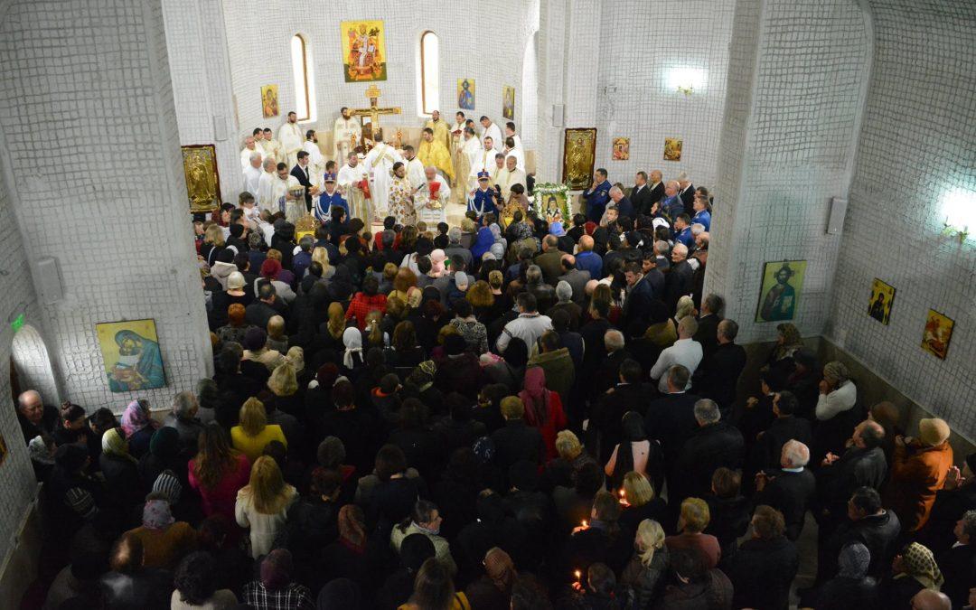 """9 noiembrie 2020  9 NOIEMBRIE 2020(LUNI) Pelerinaj la Biserica cu hramul """"Sf. Ierarh Nectarie"""" din DEJ"""