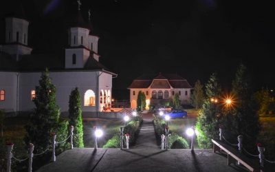 20 iulie 2022  20 IULIE 2022(miercuri), Pelerinaj la MĂNĂSTIREA SFÂNTUL PROOROC ILIE de la SÂNGER cu ocazia hramului